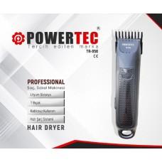Powertec Şarjlı Saç Traş Makinası Tr-958