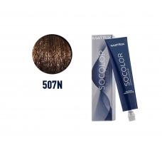 Matrix Socolor Beauty 507N Ekstra Beyaz Kapatma Kumral 90 Ml