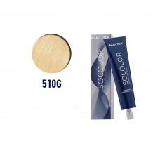 Matrix Socolor Beauty 510G Ekstra Kapatıcı Açık Sarı Gold 90 Ml