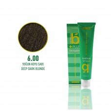 Bıorganic Plus Saç Boyası Yoğun Koyu Sarı 6,00 60 Ml