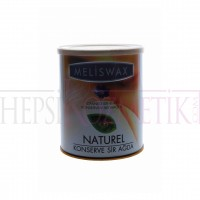 Meliswax Konserve Ağda  Naturel 800 Ml