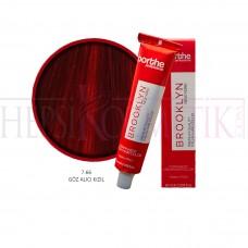 Borthe(Bosley) Saç Boyası 7.66 Kumral Yoğun Kızıl 60 Ml