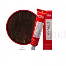 Borthe(Bosley) Saç Boyası 7.8 Kumral Tütün 60 Ml
