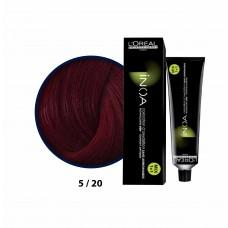 Inoa Saç Boyası 5,20 Açık Kahve İrize 60 Ml
