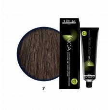 Inoa Saç Boyası 7, Kumral 60 Ml