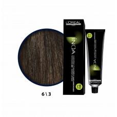 Inoa Saç Boyası 6,3 Kumral Dore 60 Ml