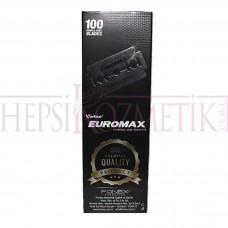 Euromax Platınyum Çift Taraflı Jilet 5x20 Adet