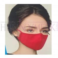 Bez Maske Üç Katlı Kartuşlu 1+10