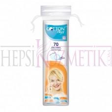 Perla Cosmetic Disk Pamuk 70 Adet