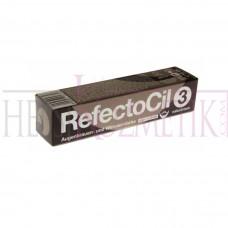 Refectocil Kaş Ve Kirpik Boyası No:3 Koyu Kahve 15 Ml