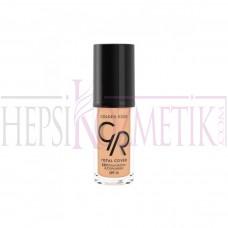 Golden Rose 2in1 Foundation&Concealer 30Ml 07