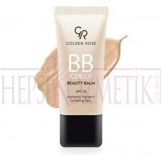 Golden Rose BB Cream Beauty Balm 02