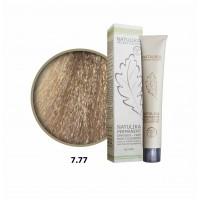 Natulika Organic Saç Boyası 7.77 Orta Kumral Yoğun Kahve 60 Ml