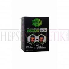 Nano Absolute Black Hair Shampoo 10X25 Ml