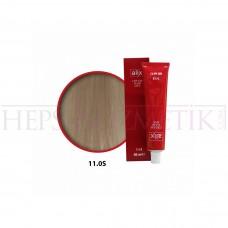 Alix Saç Boyası 11.05 Ekstra Açıcı Beyaz 60 Ml