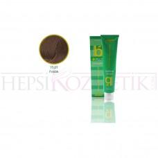Bıorganic Plus Saç Boyası Fındık 77,07 60 Ml