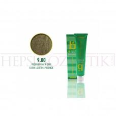 Bıorganic Plus Saç Boyası Yoğun Çok Açık Sarı 9,00 60 Ml