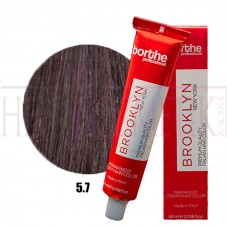 Borthe(Bosley) Saç Boyası 5.7 Açık Kestane Kahve 60 Ml