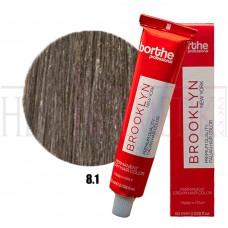 Borthe(Bosley) Saç Boyası 8.1 Açık Sarı Küllü 60 Ml