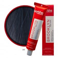 Borthe(Bosley) Mix Saç Boyası Grey 60 Ml
