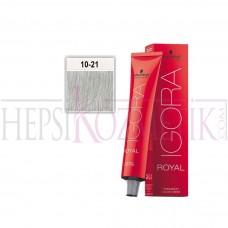 İgora Royal Absolutes Saç Boyası 10.21 60 Ml