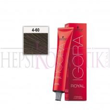 İgora Royal Absolutes Saç Boyası 4.60 60 Ml
