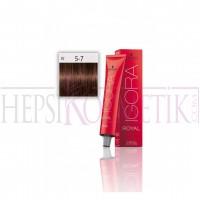 İgora Royal Saç Boyası 5.7 60 Ml