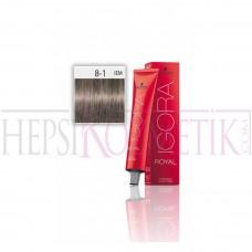 İgora Royal Saç Boyası 8.1 60 Ml