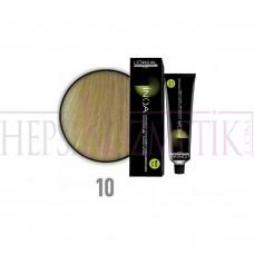 Inoa Saç Boyası 10 Açık Sarı 60 Ml
