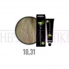 Inoa Saç Boyası 10,31 Açık Sarı Dore Küllü 60 Ml