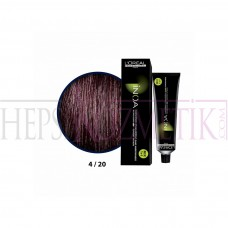 Inoa Saç Boyası 4,20 Kestane Çok Açık Yoğun 60 Ml