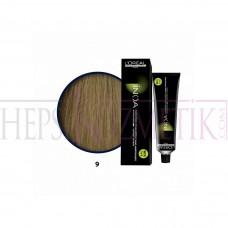 Inoa Saç Boyası 9 Sarı 60 Ml