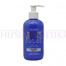 Acacia Jean's Color Deli Mavi Saç Boyası 250 Ml