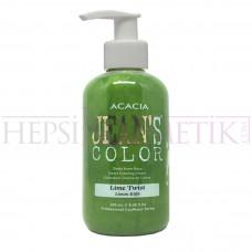 Acacia Jean's Color Limon Küfü Saç Boyası 250 ml