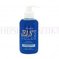 Acacia Jeans Color Turkuaz Saç Boyası 250 Ml