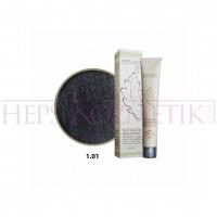 Natulika Organic Saç Boyası 1.01 Mavi Siyah 60 Ml