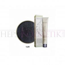 Seven Pigments Organic Saç Boyası 1.01 Mavi Siyah 60 Ml