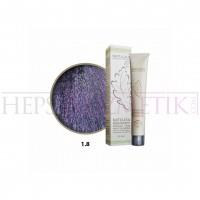Natulika Organic Saç Boyası 1.8 Viyole Siyah 60 Ml