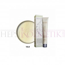 Natulika(Seven Pigment) Organic Saç Boyası 10.0 Ekstra Açık Kumral 60 Ml