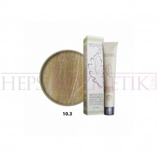 Seven Pigments Organic Saç Boyası 10.3 Altın Platin 60 Ml
