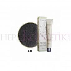 Seven Pigments Organic Saç Boyası 2.07 Kola Siyah 60 Ml