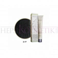 Seven Pigments Organic Saç Boyası 2.17 Soğuk Kahve 60 Ml