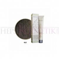 Natulika Organic Saç Boyası 4.0 Orta Kahve 60 Ml
