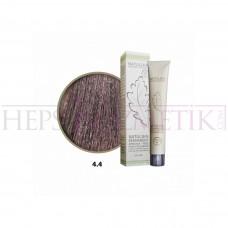 Seven Pigments(Natulika) Organic Saç Boyası 4.4 Kestane Mahagoni 60 Ml