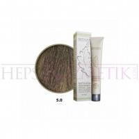 Natulika Organic Saç Boyası 5.0 Açık Kahve 60 Ml