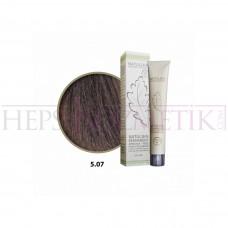 Seven Pigments Organic Saç Boyası 5.07 Çikolata 60 Ml
