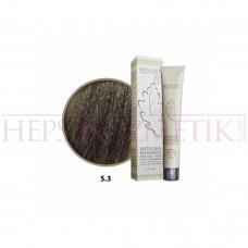 Seven Pigments Organic Saç Boyası 5.3 Açık Altın Kahve 60 Ml