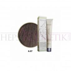 Natulika Organic Saç Boyası 6.07 Karamel 60 Ml
