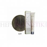Natulika Organic Saç Boyası 6.17 Soğuk Koyu Kumral 60 Ml