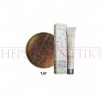 Natulika Organic Saç Boyası 7.07 Konyak 60 Ml